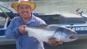 John Waring - Sturgeon Fishing Guide