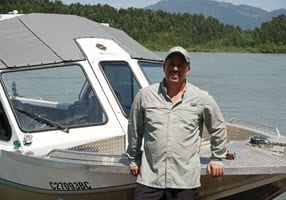 fraser river sturgeon fishing guide